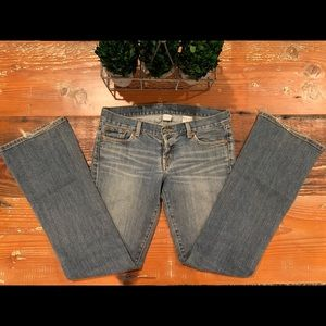 Lucky Brand Midrise Flare Jeans - 6 / 28